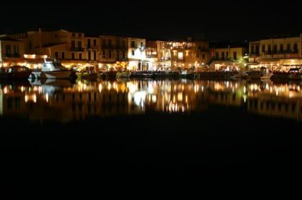 Hafen Rethymnon - Hafen Rethymno