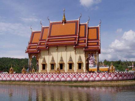 Wat Leam Temple - Wat Plai Laem