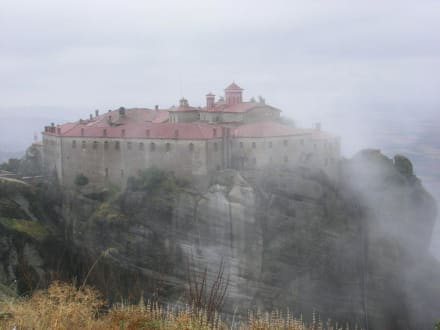 Kloster - Meteora Klöster