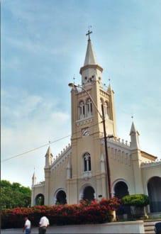 Kirche von Piribebuy - Kirche von Piribebuy