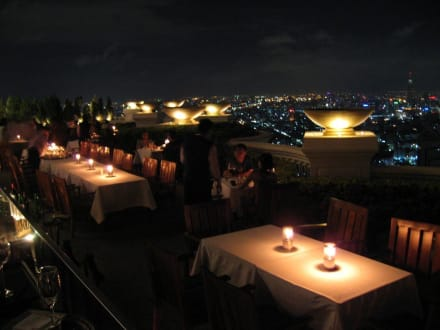 Sirocco Restaurant - Sirocco Sky Bar