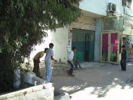 Leben in Downtown - Zentrum Hurghada