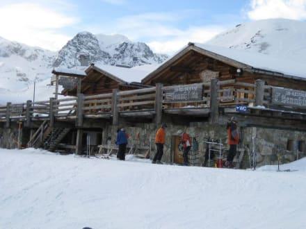 Skihütte die zum Verweilen einlädt - Silvretta Montafon