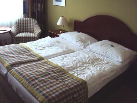 Zimmer Nr.209 - Warnemünder Hof - Ringhotel Warnemünder Hof
