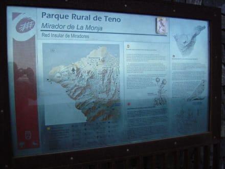 Am Aussichtspunkt - Punta de Teno