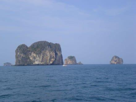 Chicken Island - Rundreise Südthailand