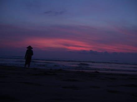 Einsamer Fischer - Guide Wayan Suwarsana Denpasar