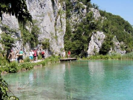 Nationalpark Plitvicka - Nationalpark Plitvicka Jezera (Plitvicer Seen)