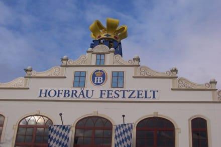 Hofbräu-Festzelt - Oktoberfest