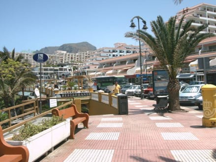 Strandpromenade - Strand Playa de la Arena