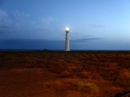 Leuchttum in Jandia bei Nacht - Strand Jandia
