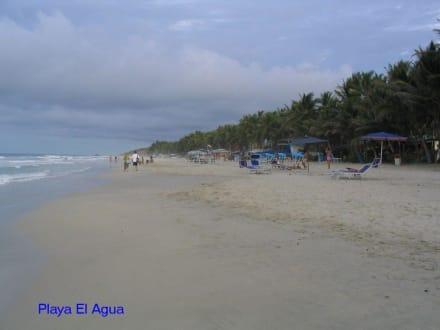 Playa el Agua - Strand Playa el Agua