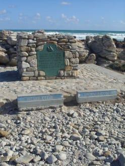 Der südlichste Punkt Südafrikas - Kap Agulhas
