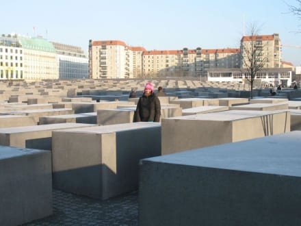 Holocaust Mahnmal - Holocaust Mahnmal