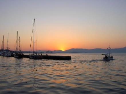 Korfu Hafen - Hafen Korfu Stadt/Kerkyra