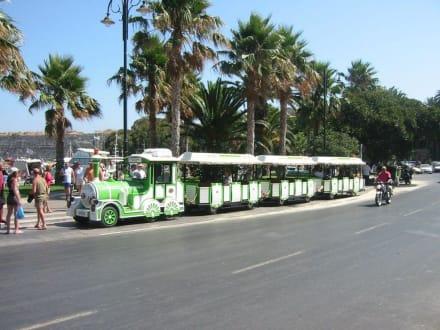 Kos Stadt - Bimmelbahn
