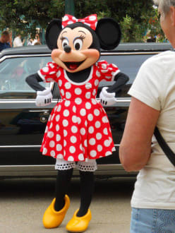 Minnie Mouse - Disneyland Resort Paris / Euro Disney