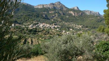 Der kleine Ort im Tramuntana - Serra de Tramuntana