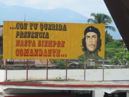 Che - Altstadt Santiago de Cuba