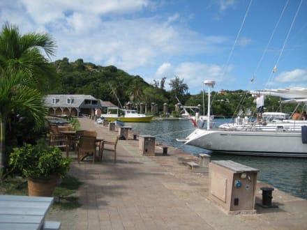 Nelson's Dockyard - Nelson's Dockyard