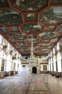 Rittersaal - Schloß Weikersheim