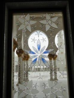 Sheikh Zayed Moschee - Scheich Zayed Grand Moschee