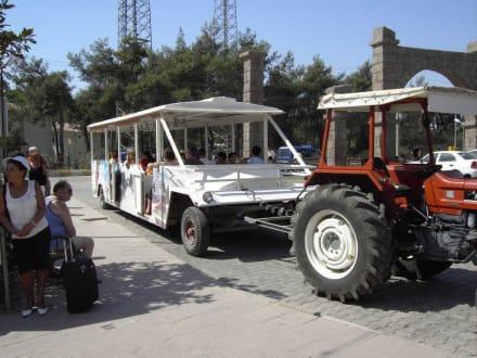 Öffentliches Verkehrsmittel - Pendelbahn
