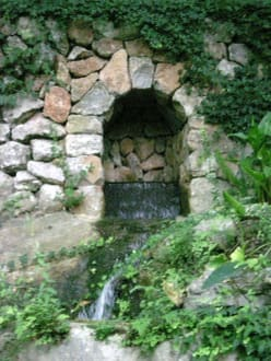 Grüner Rundgang - La Granja