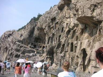 Longmen Grotten - Longmen-Grotten