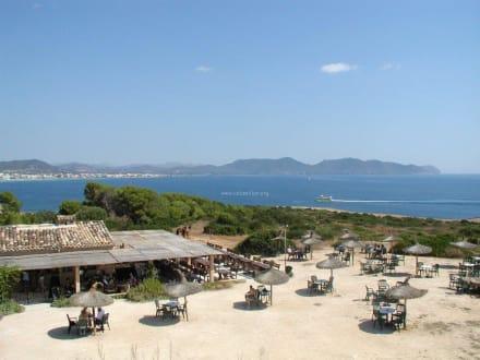 Cala Millor - Castell - Naturschutzgebiet Punta de n'Amer