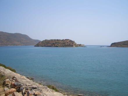 Festung von Spinalonga - Insel Spinalonga / Kalidonia