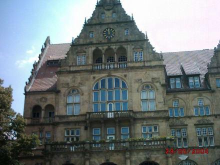 Rathaus in Bielefeld?! - Altstadt Bielefeld