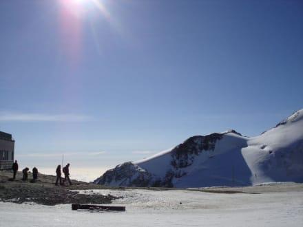 Allalin Gletscher - Allalinhorn