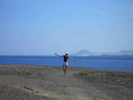 Fuerteventura ist so nah... - Playa de Papagayo