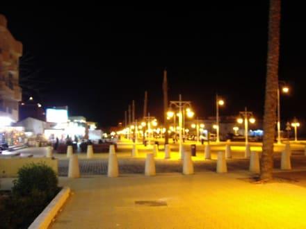 Sehr schöne Promenade - Strandpromenade Hurghada