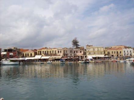 Hafepromeade von Chania - Hafen Chania