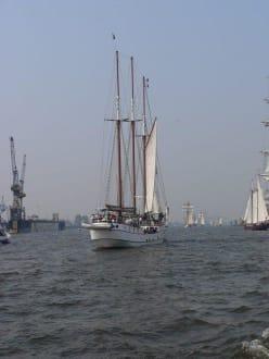 Hafengeburtstag 2006 - Hafengeburtstag Hamburg