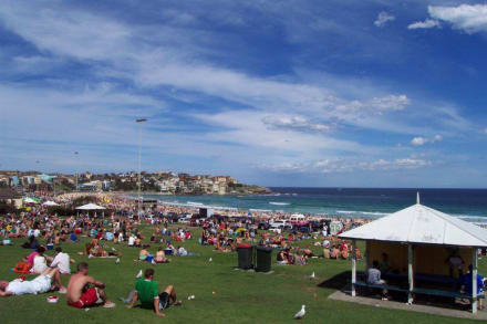 Trubel am Bondi Beach - Bondi Beach