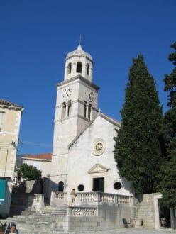 Kirche Cavtat - St. Nikolaus Kirche
