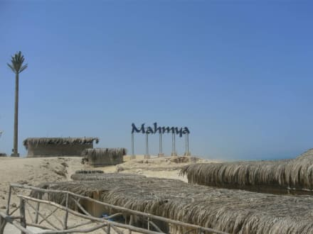 Insel mahmay - Luxor Ausflug
