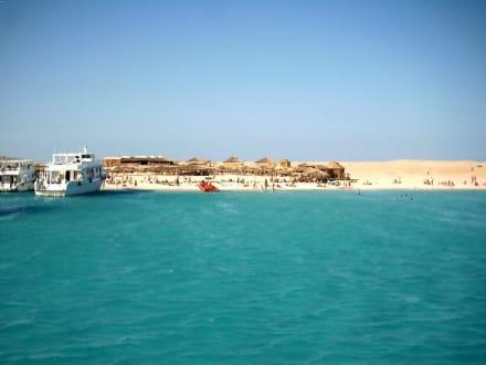 Paradiesbeach - Ausflug - Giftun / Mahmya Inseln