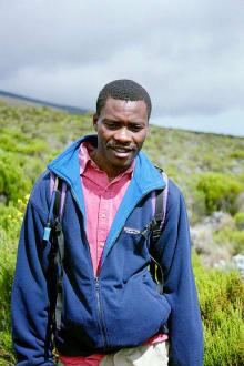 August - Kilimanjarobesteigung
