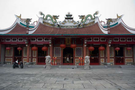 Religious sites (churches, temples, etc.) - Vihara Gunung Timur Temple