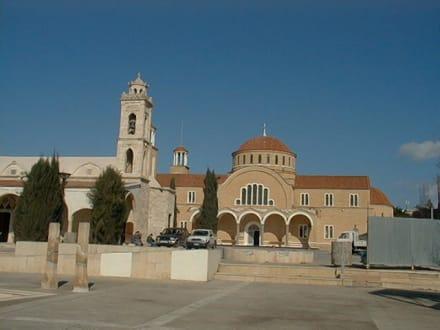 Mittlere und Neue Kirche - Kirche Agios Georgios