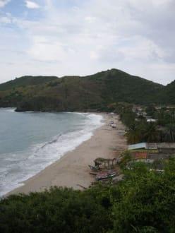 Playa Manzanillo - Strand Playa el Agua