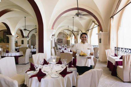 Restaurante/buffet -