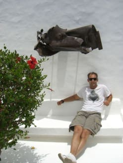 Ein sonniges Örtchen - Fundacion Cesar Manrique