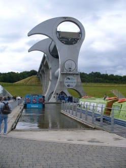 The Falkirk Wheel - The Falkirk Wheel