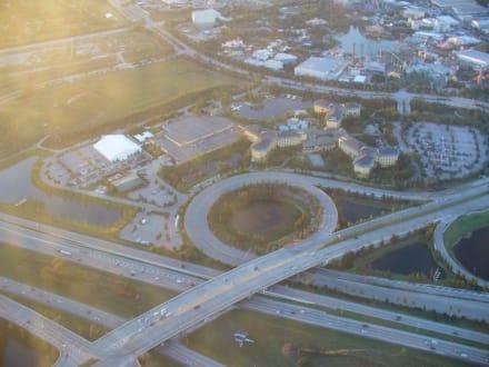 Hoch über Orlando - Helikopter-Rundflug Orlando