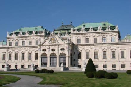 Oberes Belvedere - Schloss Belvedere